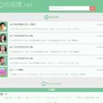 知名度.net