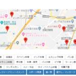 近くのいろんなものマップ