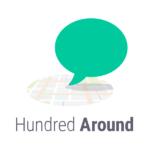 地元のGPS掲示板【Hundred Around】